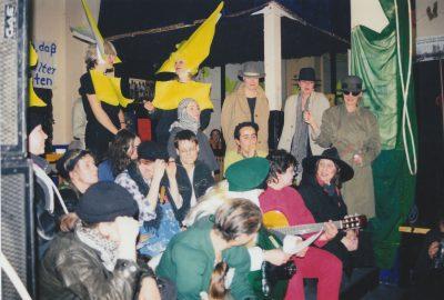 Berlin Mehringhof 2000